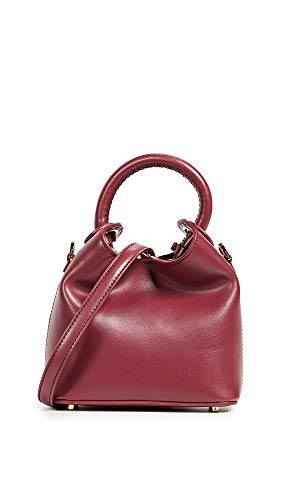 Bag Burgundy Women's Madeleine Women's Bag Madeleine Elleme Burgundy Elleme 8wA0Y