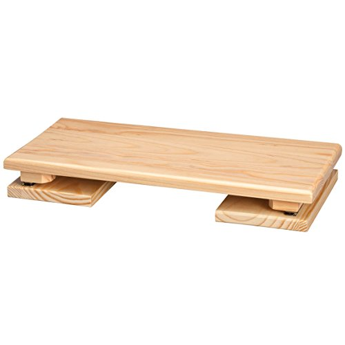 - Folding Footrest by OakRidge - Pine