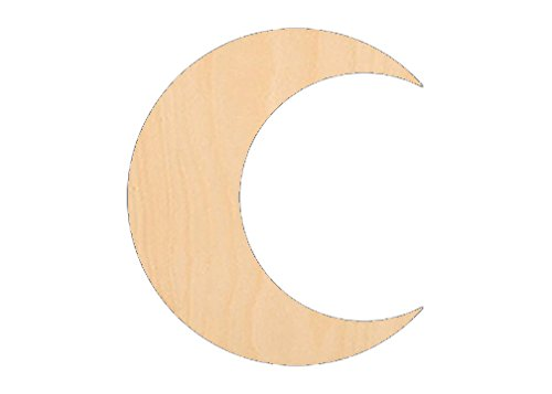 Crescent Moon Shape - 2