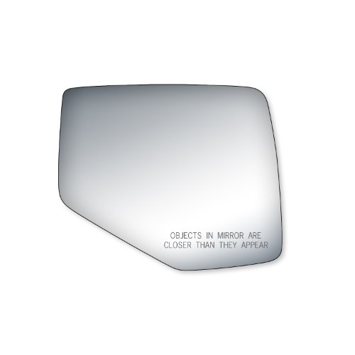 - Fit System 90209 Passenger Side Replacement Mirror Glass
