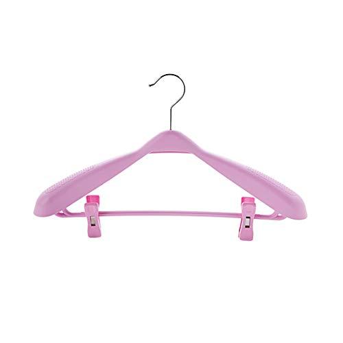 Kexinfan Hanger Plastic Hanger Non-Slip Clip Pants Clip Dryi