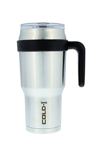 reduce COLD-1 Extra Large Vacuum Insulated Thermal Mug with