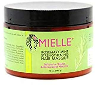 Mielle Rosemary Mint Strengthening Hair Masque ()
