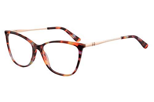 MEDOLONG Women's Anti Blue Light Computer Reading Glasses Acetate Cateye Frame-LH150(C5, 1.61 ()