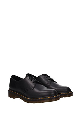 Dr. Martens Lace up and Monkstrap 1461 Men - Leather (22829) UK Gray ghNfQIm6h