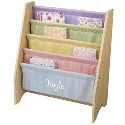 personalized sling bookshelf - 9
