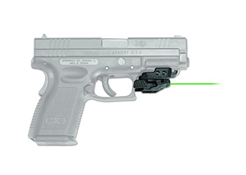 Crimson Trace CMR-206 Rail Master Universal Green Laser Sight -
