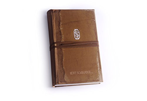 The Noble Collection Newt Scamander's Journal