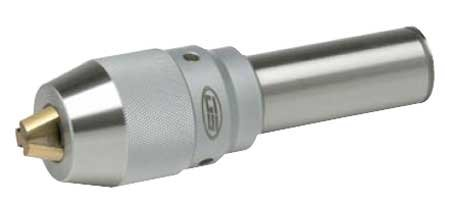 GS 1-1/4'' Straight Shank 1/2'' High Precision Integral Keyless CNC Drill Chuck