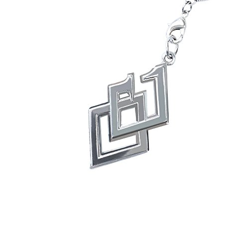 Rain's Pan Anime Fate Grand Order Games FGO Cosplay Metal Necklace Pendant with (Order Cosplay)