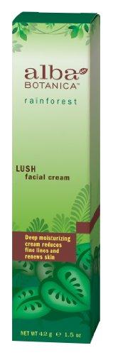 Alba Rainforest Lush Moisturizing facial cream, 1.5-Ounce Bottle