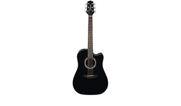 TAKAMINE gd30ce 6 cuerdas acústica guitarra eléctrica – negro ...