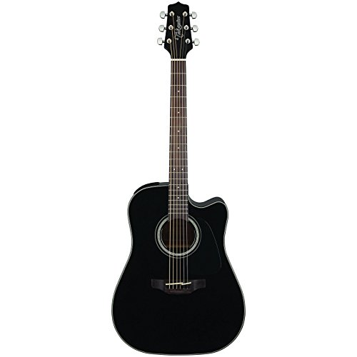 Takamine GD30CE BLK-KIT-2 Dreadnought Acoustic Guitar