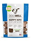 Dogswell Happy Hips Jerky Bars, 32 Ounce, Chicken,  for Dogs