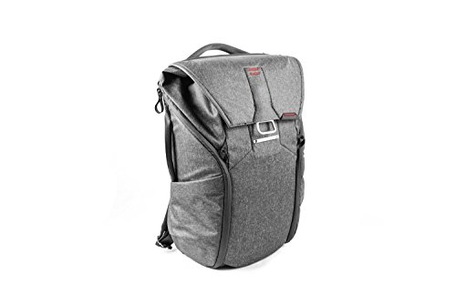 Peak Design Everyday Backpack 20L (Charcoal Camera Bag) by Peak Design