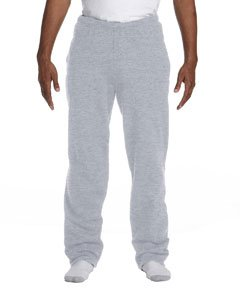 Fruit of the Loom Best Fleece Pant with Mesh Pockets, ATHLETIC HEATHER, Small