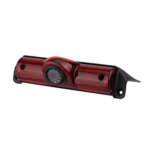 Waterproof Night Vision T3rd Brake Light Reversing Camera for Chevrolet Express/GMC Savana 2005-2018/Explorer Vans/Chevy Express ()