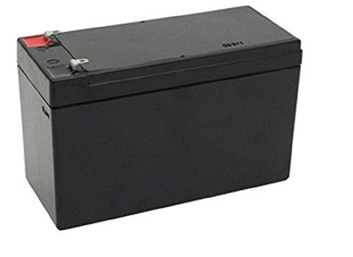 WKA12-7F2 SLA Replacement Battery - 12 volt 7ah (amp hour) ()