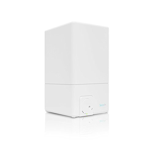 SereneLife Cool Mist Ultrasonic Humidifier for Home and - Filter Free Germ Free Humidifier