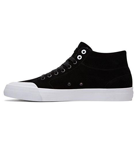 Hi Montantes Pour Homme Black white Zero Shoes Dc Chaussures black Evan Noir Smith Adys300423 TqU4x1SH