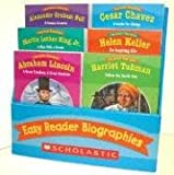 Scholastic Easy Reader Biographies: 12 Biographies That Help Students Learn to Read and Comprehend Key Features of Nonfiction (Easy Reader Biographies)