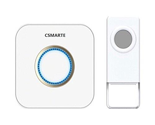 csmarte smart wireless doorbell kit