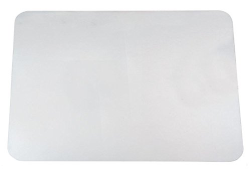 Office Depot Desk Pad with Microban(R), 17in. x 22in, Clear, ()