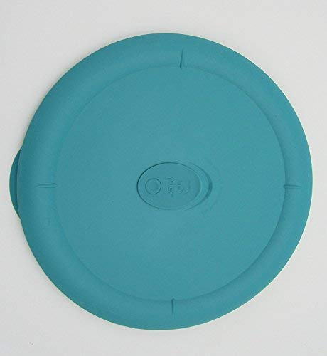 (Pyrex Deluxe - Turquoise 3 Quart Round Bowl Lid)
