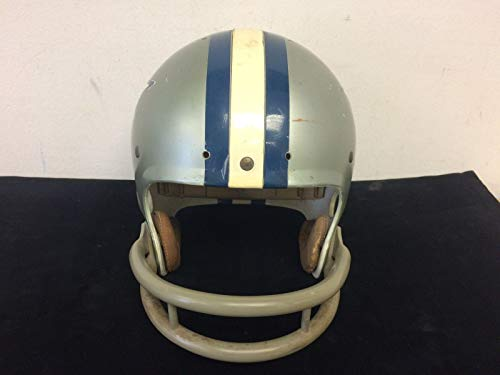 - Circa 1970 Craig Morton Dallas Cowboys Game Used Suspension Helmet - Unsigned NFL Game Used Helmets