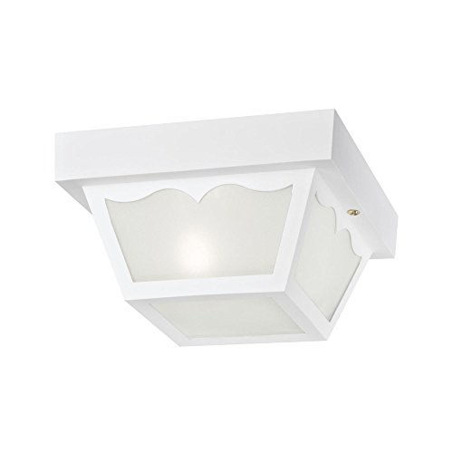 Flush Ceiling Porch Light