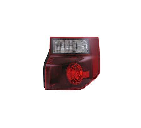 (Fits 2007-2008 Honda Element Rear Tail Light Passenger Side Unit HO2819136 SC Model - replaces 33501-SCV-A11)
