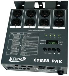 Elation Products CYBER PAK Stage Lighting Controller