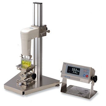 A&D Weighing SV-10 Low Range Tuning Fork Vibration viscometer 120 VAC