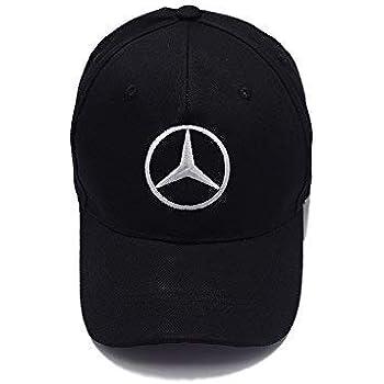Black Baseball Cap Motor Hat F1 Racing Hat (Benz)