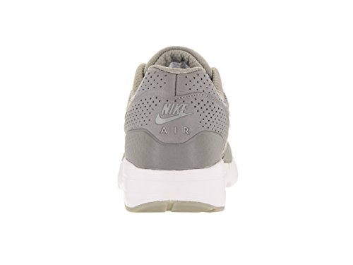 Nike Herren Air Max 1 Ultra Moire Turnschuhe Gris (Gris (Medium Grey/Medium Grey-White))