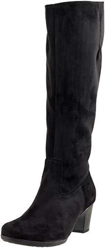Gabor Bottes Casual Femme Hautes 47 Schwarz Shoes Noir rAPHRrq