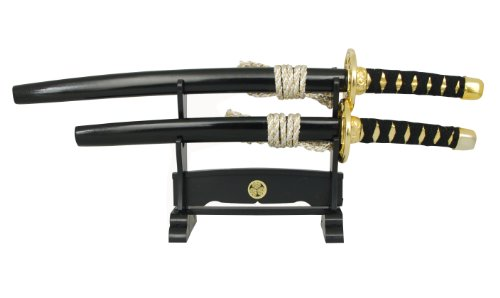 Japanese Letter Opener Samurai/ Ninja Miniature Historical - Katana Overall