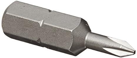 Pack of 10 Phillips PH 4 Head x 32mm Blade Wera Series 1 851//1 Z Sheet Metal Bit