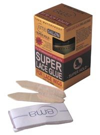 [BMB] Super Lace Glue for Lace Front Wigs Super Hold 3.4 oz (Best Lace Wigs)