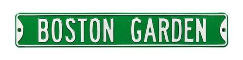 Boston Garden Street Sign (Boston Garden Street Sign)