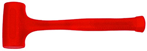 Stanley / Black & Decker - 57-534 - Dead Blow Hammer, 52 oz. Head Weight, Polyurethane Over Steel Handle Material