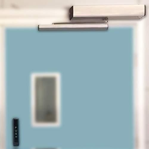 Push Button Control remoto abridor de puerta Swing, Swing Cierrapuertas, automático puerta de Swing: Amazon.es: Bricolaje y herramientas