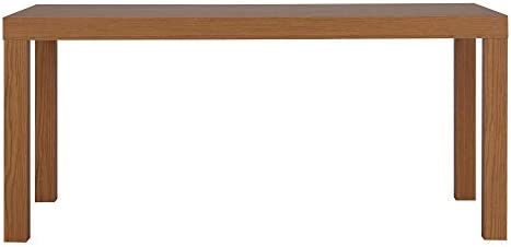 home, kitchen, furniture, living room furniture, tables,  coffee tables 1 on sale Dorel Home Products Parsons Modern Coffee Table, Natural deals