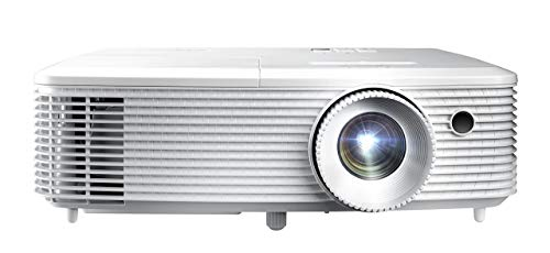 Optoma S365 SVGA 3600 Lumens 3D DLP Business Projector (Renewed)
