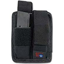 PISTOL MAG MAGAZINE POUCH HOLSTER FOR M9, 1911, 9MM, 45 ACP - MADE IN U.S.A.