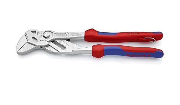 Knipex 8605180 7 pulgadas alicates Llave - de agarre, 86 05 180 T BKA: Amazon.es: Bricolaje y herramientas