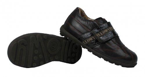 billowy scarpe  Billowy 1911C01, Sandali bambine, Marrone (blu scuro), 22:  ...