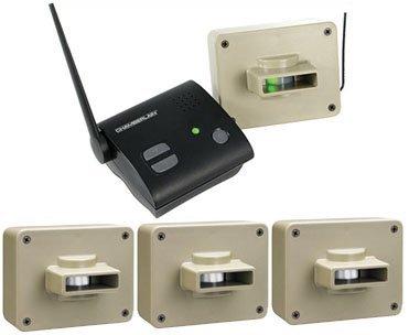 Chamberlain CWA2000 Wireless Motion Alert
