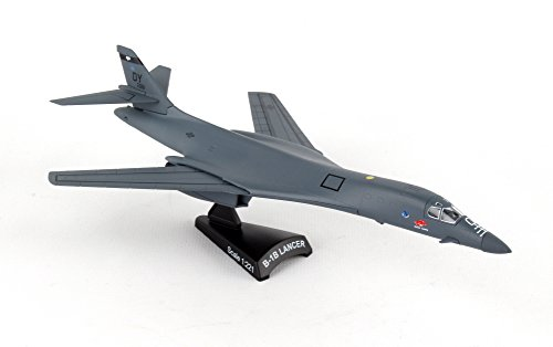 - Daron Worldwide Trading 1/221 PS5404-2 Stamp B-1 Lancer Boss Hawg Jet