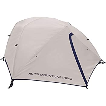 Image of ALPS Mountaineering Aries 2-Person Tent, Gray/Navy Tents